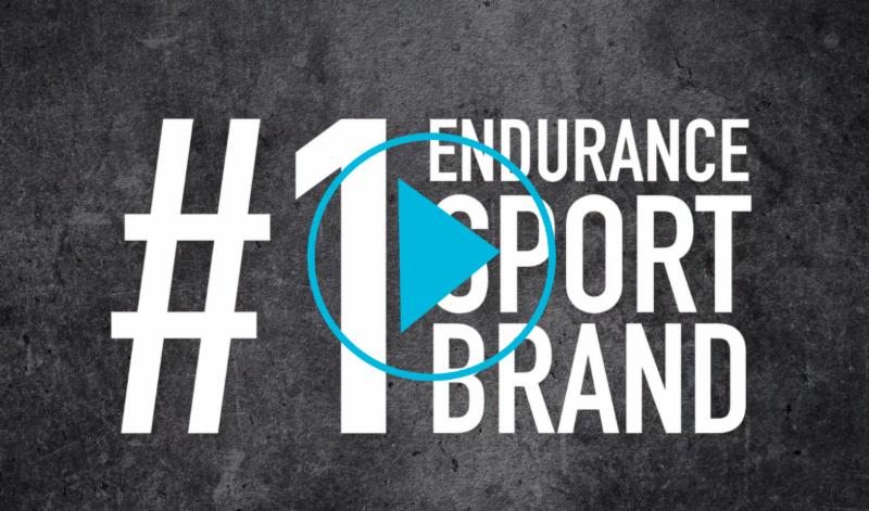 #1 Endurance Sport Brand